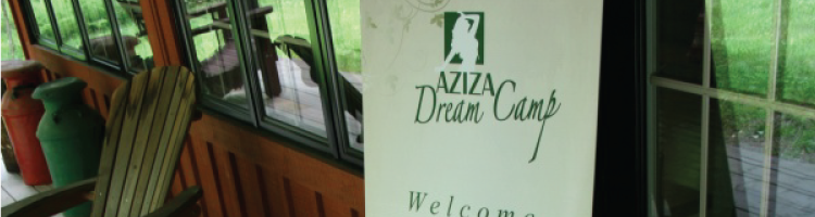aziza dreamcamp sunday