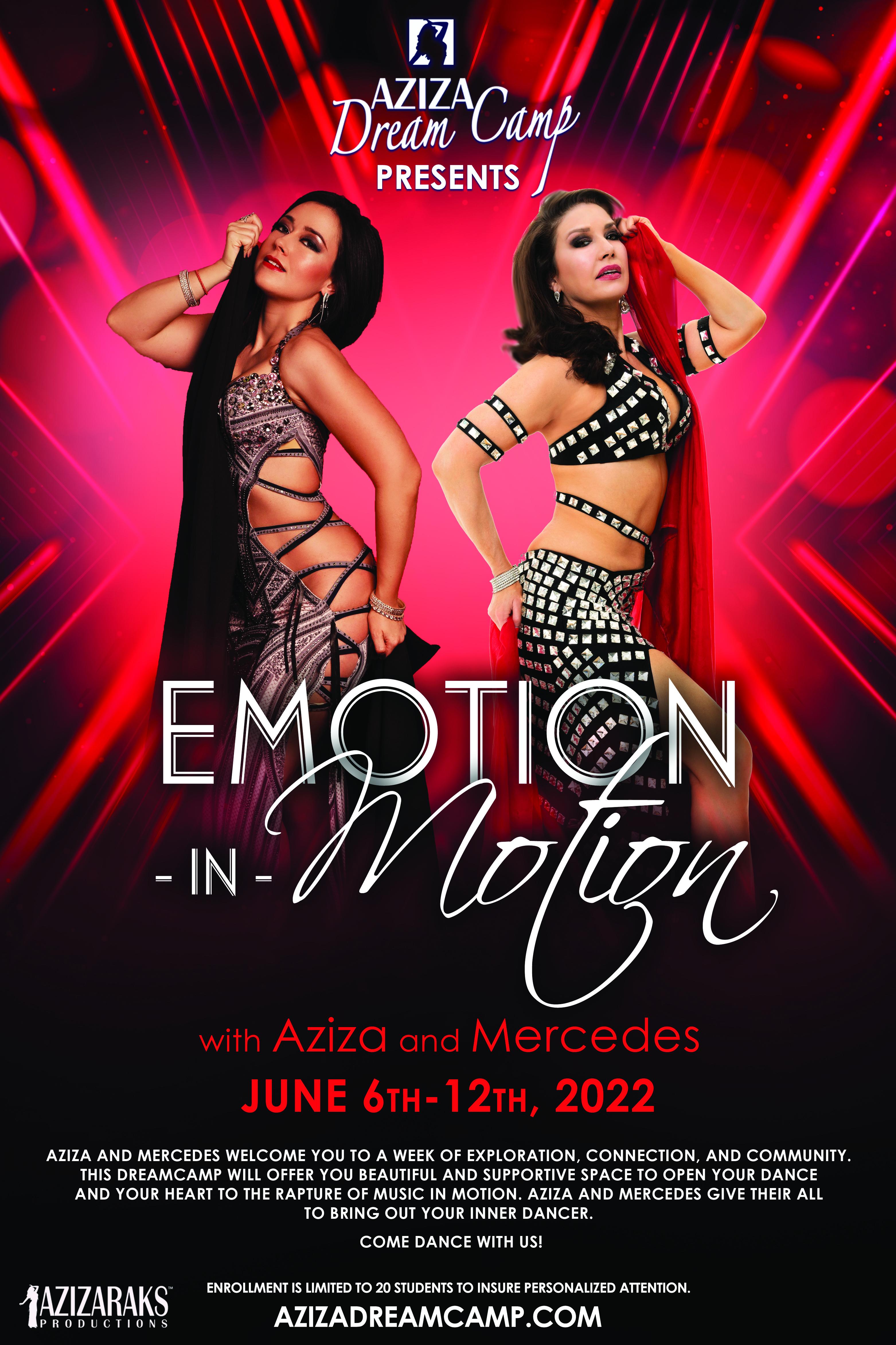 emotion in motion 2022