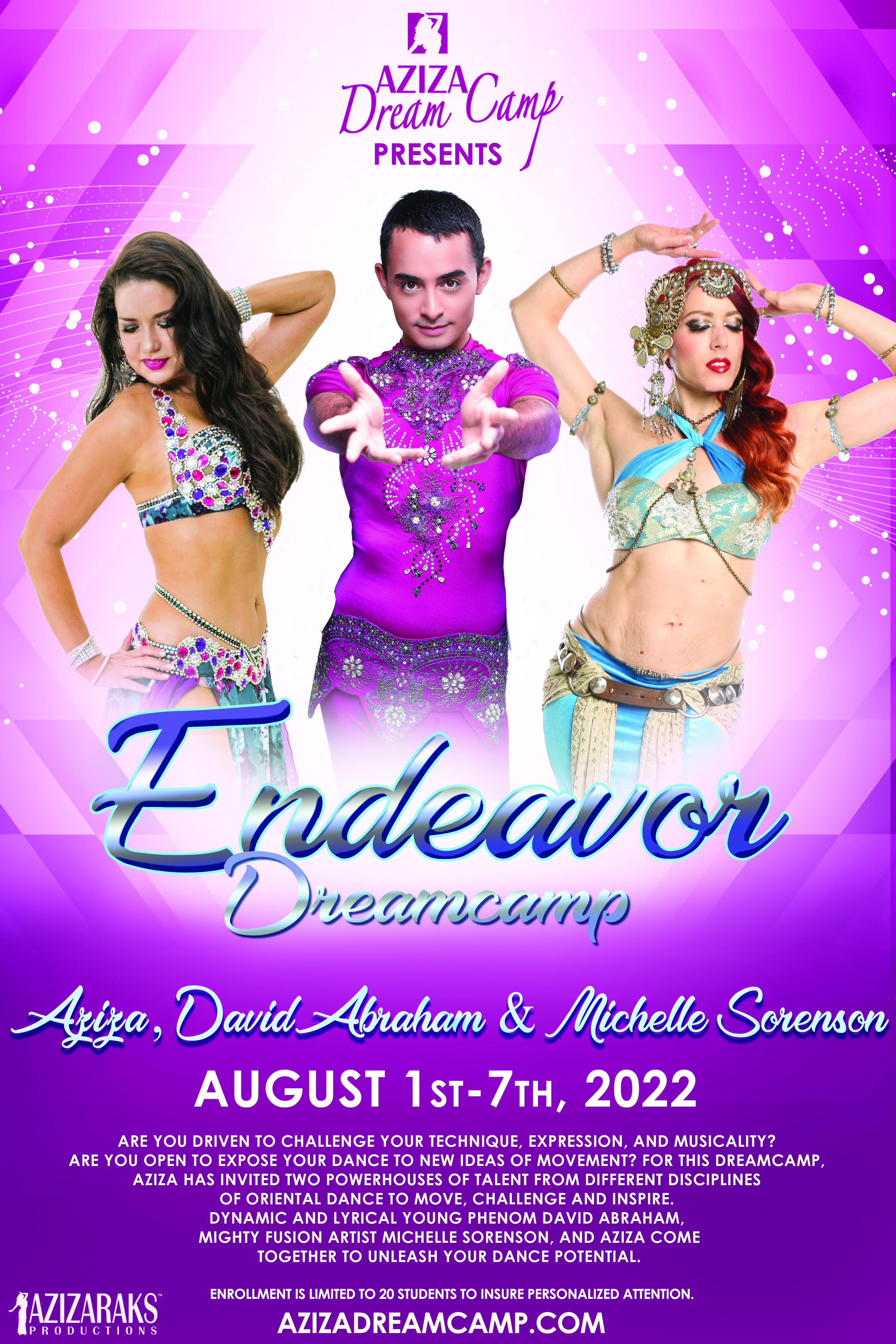 endeavor dreamcamp 2022